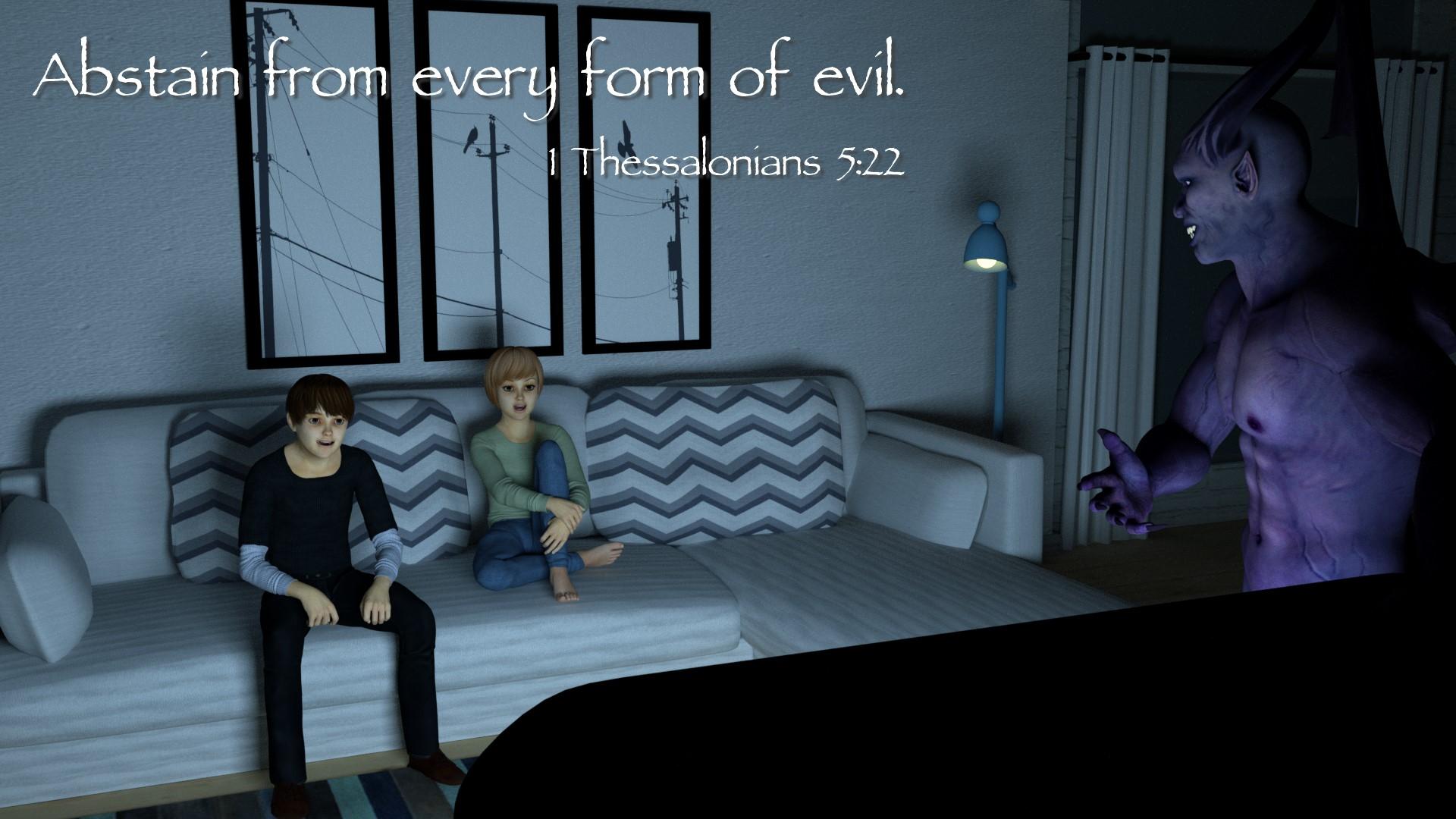 Evil Television